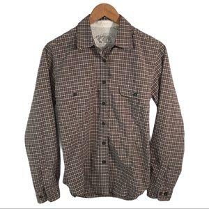 WS309 Royal Robbins Outdoor Button Shirt S